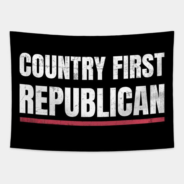President - Country First Republican