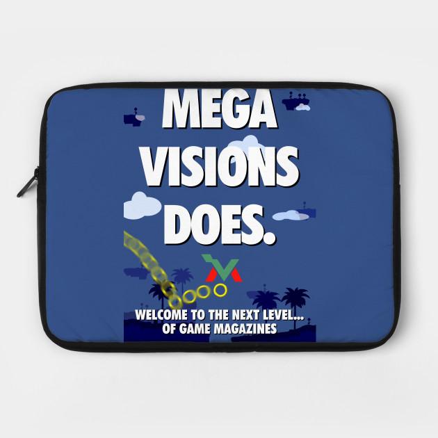Mega Visions Does: Retro gaming