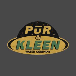 P&K Logo, Worn