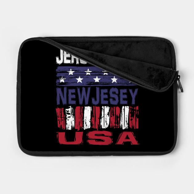 Jersey City New Jersey USA T-Shirt