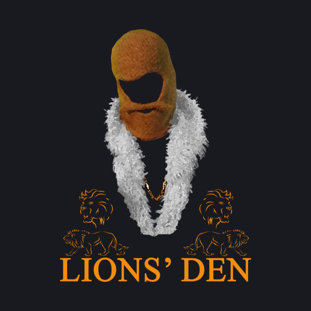 LIONS' DEN SCHMOEDOWN DESIGN