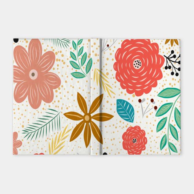 Floral colorful Design