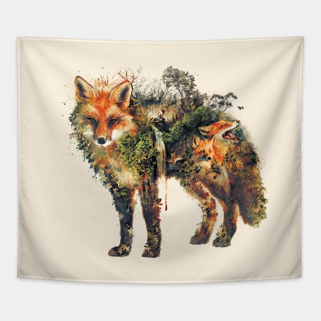 Some Fine Foxy Artwork