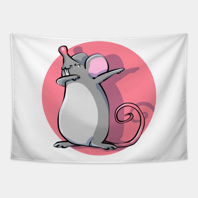 Funny Dabbing Dancing mouse Pet