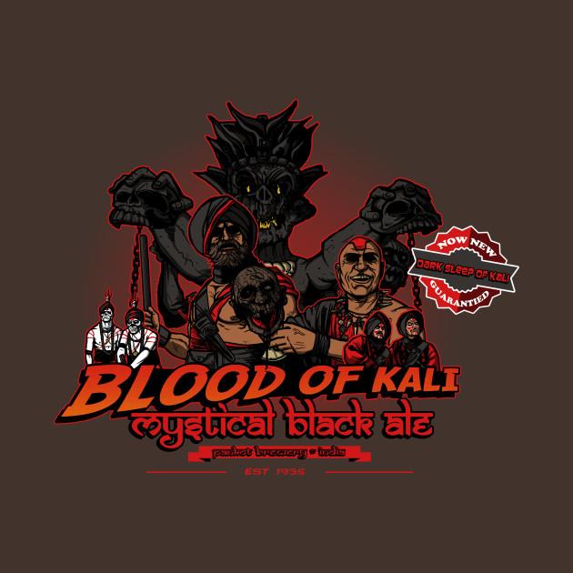 Blood Of Kali T-Shirt