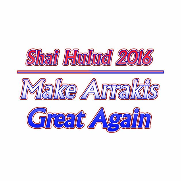 Shai Hulud 2016