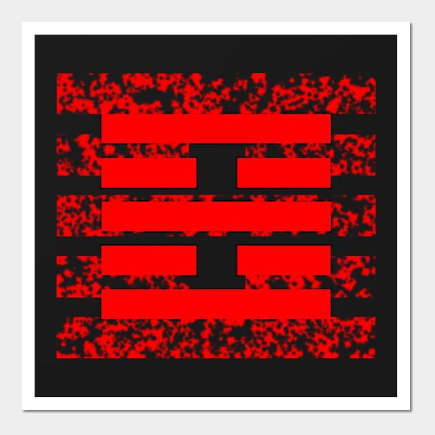 Shadows Of The Storm Ninja Clan Symbol Snake Eyes Posters And