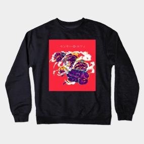 One Piece Merchandise Crewneck Sweatshirts | TeePublic