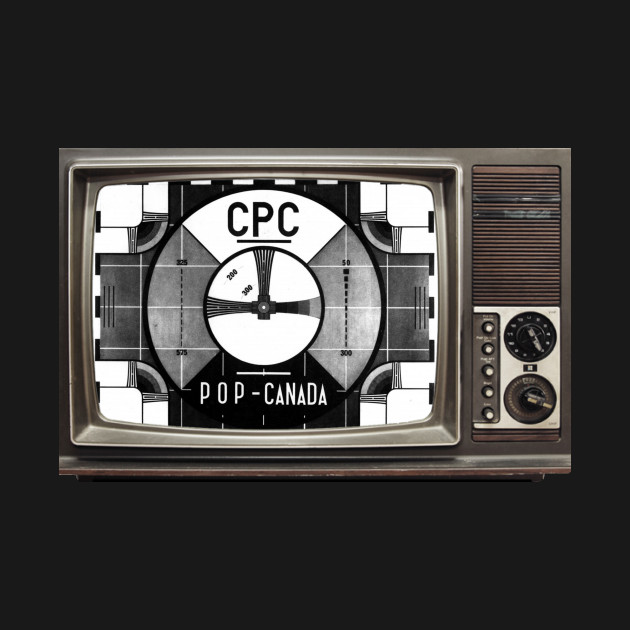 Canadian POP Culture Test Pattern!