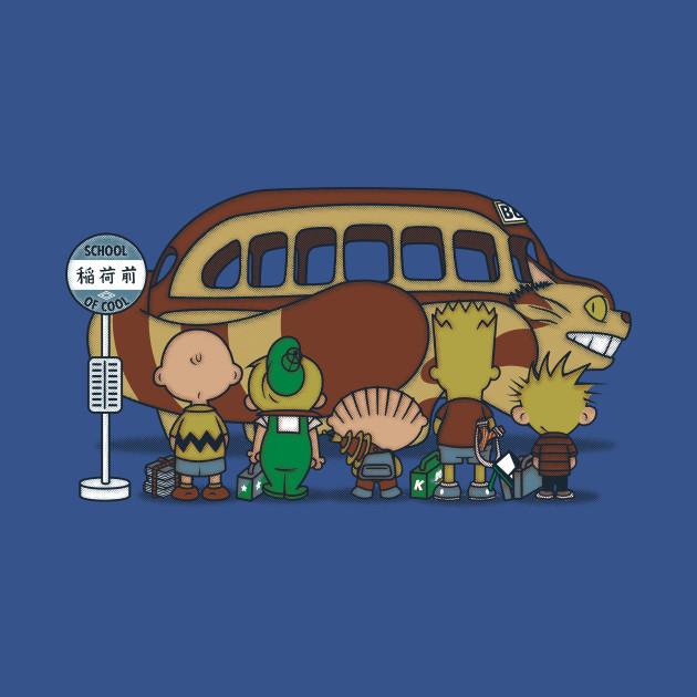 School Of Cool T-Shirt