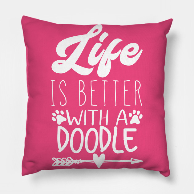 life is better with a doodle
