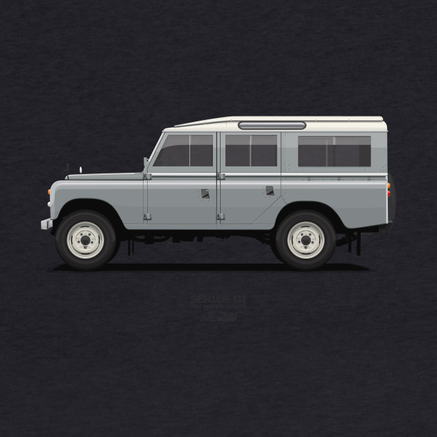 Series 3 Station Wagon 109 Mid Grey