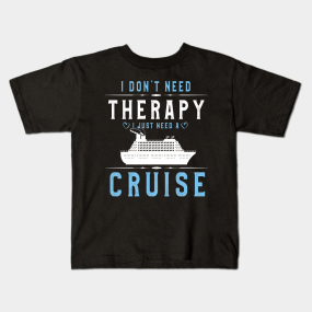 51e41100 Cruise Ship Kids T-Shirts | TeePublic