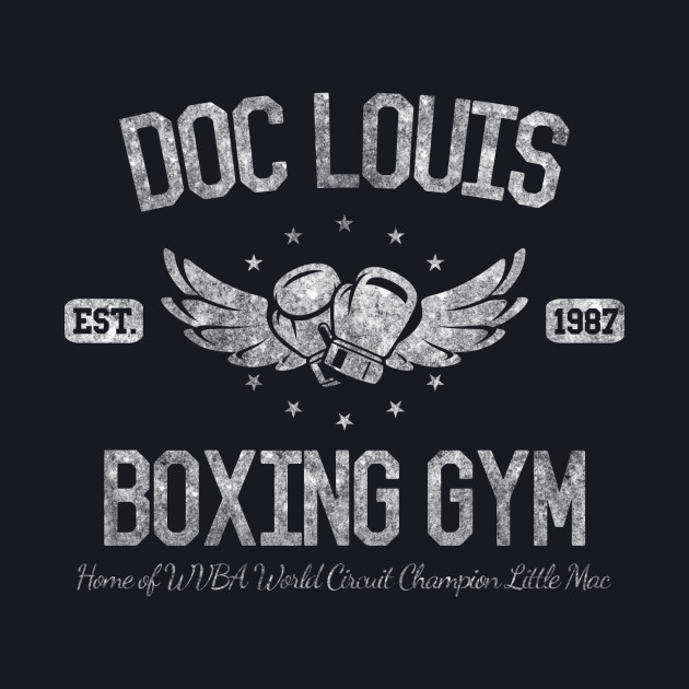 Punch-Out - Doc's Gym - White Dirty