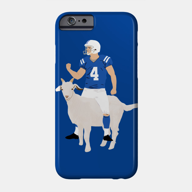Vinny Goat - Adam Vinatieri - Phone Case  6aab2a507