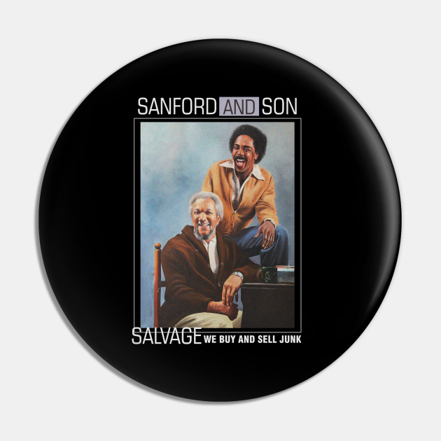 Sanford And Son Salvage Fams