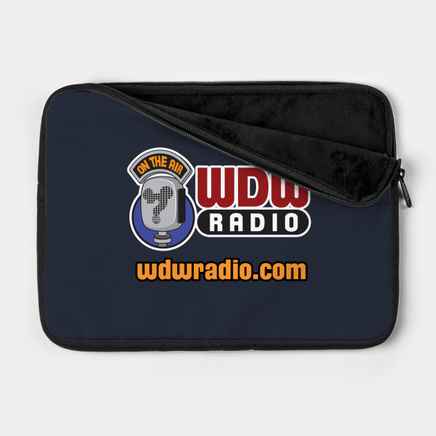 WDW Radio Logo Gear