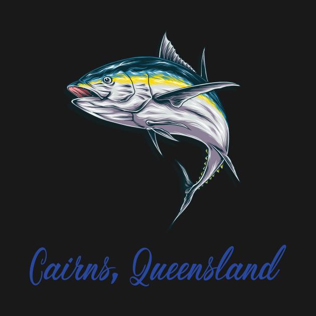 Cairns Queensland tuna fishing