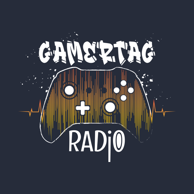 Gamertag Radio Graffiti Controller