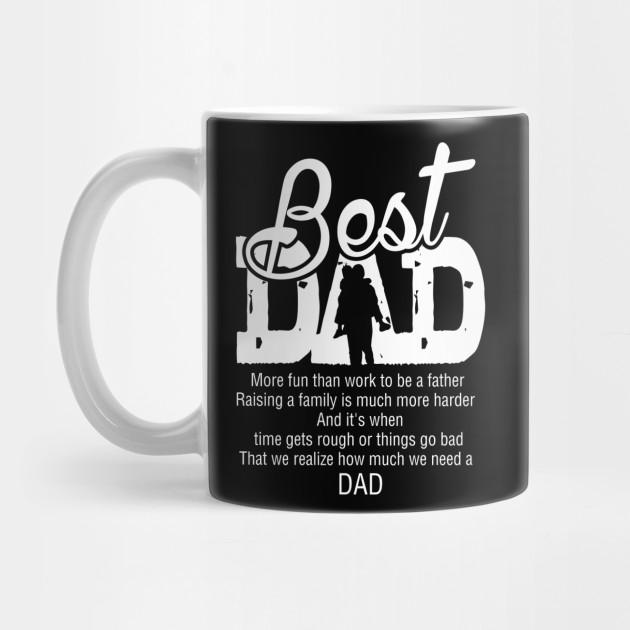 best dad dad mug teepublic