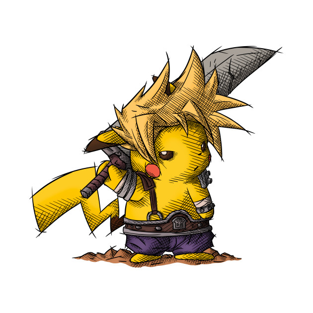 Pikachu Cloud !