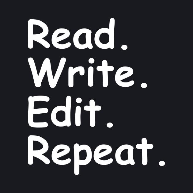 Read Write Edit Repeat