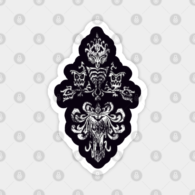 Haunted Mansion Wallpaper Ghouls