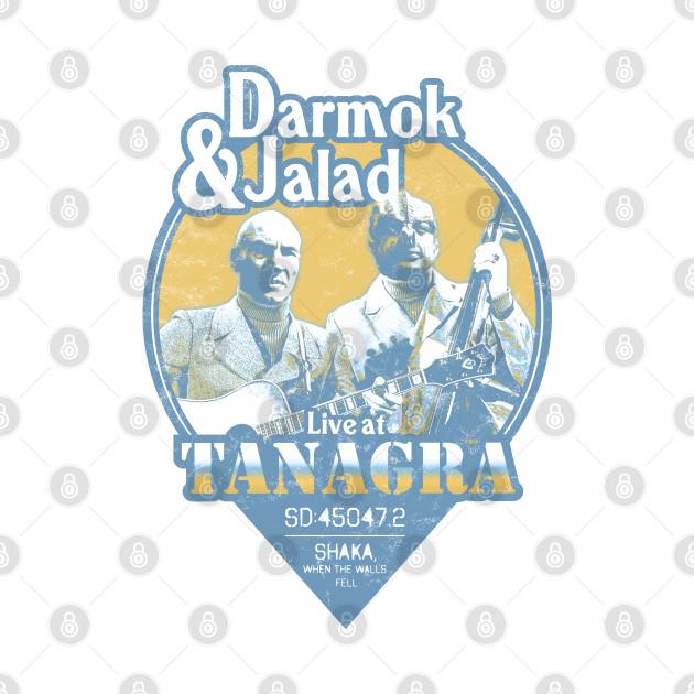 Darmok & Jalad at Tanagra