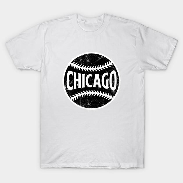 newest 79351 e4c86 Chicago Retro Baseball - White