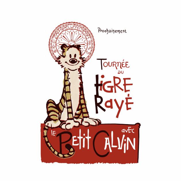 Le Tigre Rayé