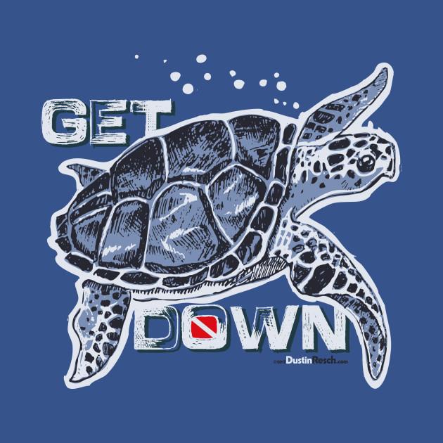 Turtle Dive: Get Down