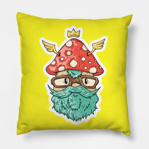 Mushroom Psy Nerd