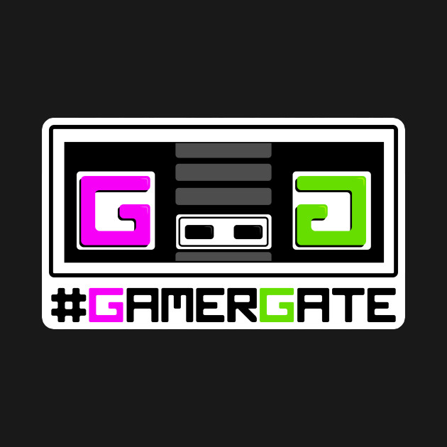 #GamerGate Pink and Green NES Controller
