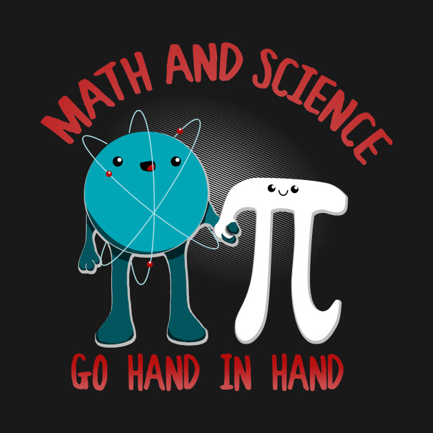 Image result for math and science go hand in hand
