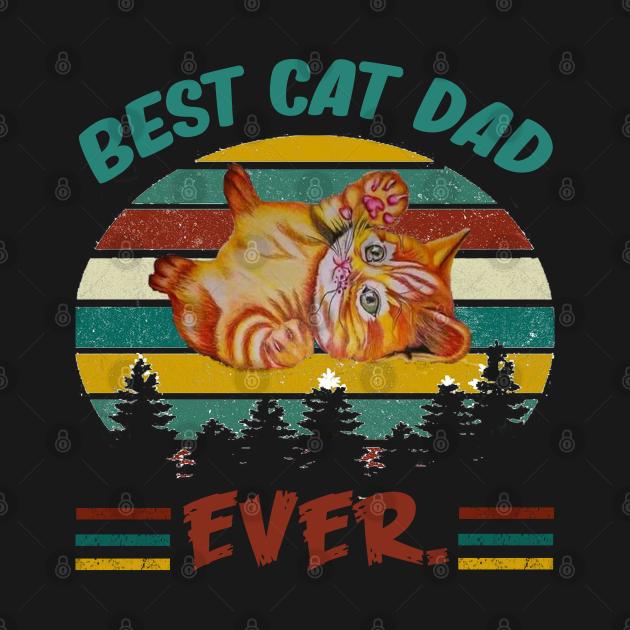 best cat dad ever.
