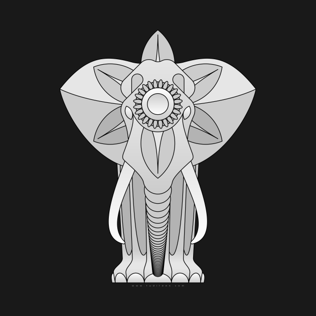 Chess elephant