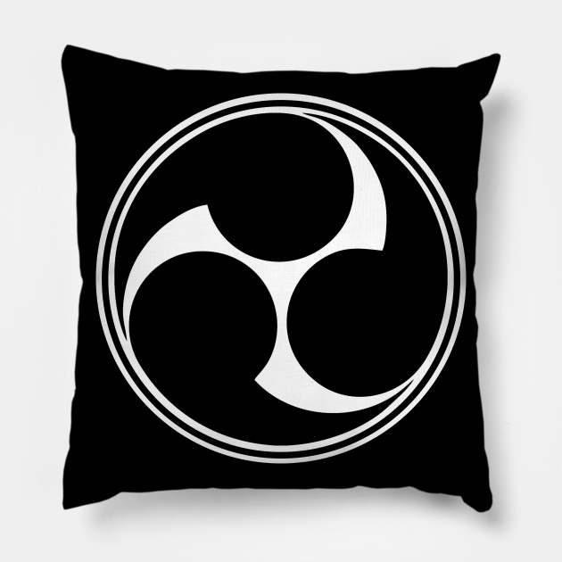 Taiko Mitsudomoe Symbol