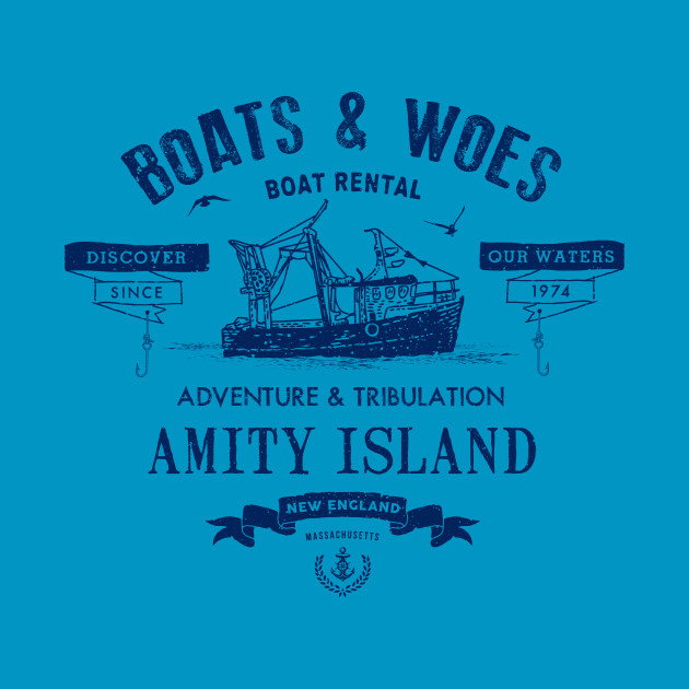 Boats & Woes T-Shirt