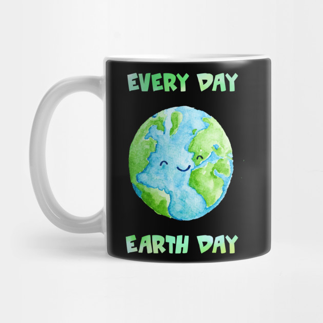 Happy Mother Earth Day TShirt Nature Lovers Earth Day Shirt Mug