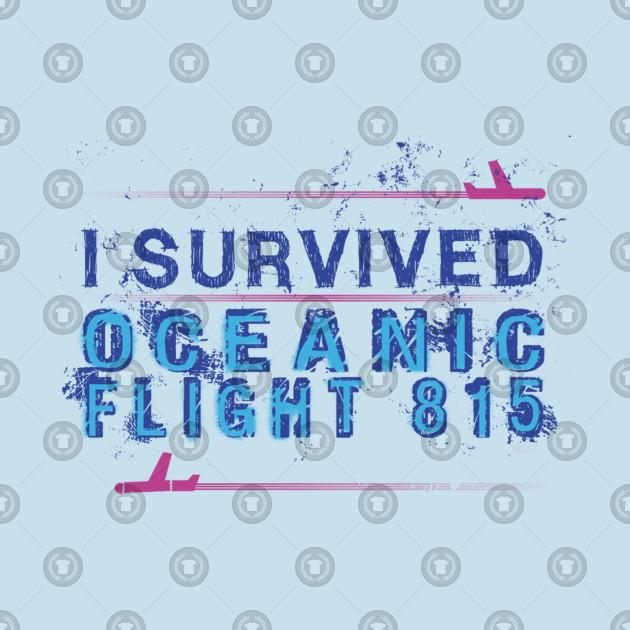 """I survived """"Flight 815"""""""