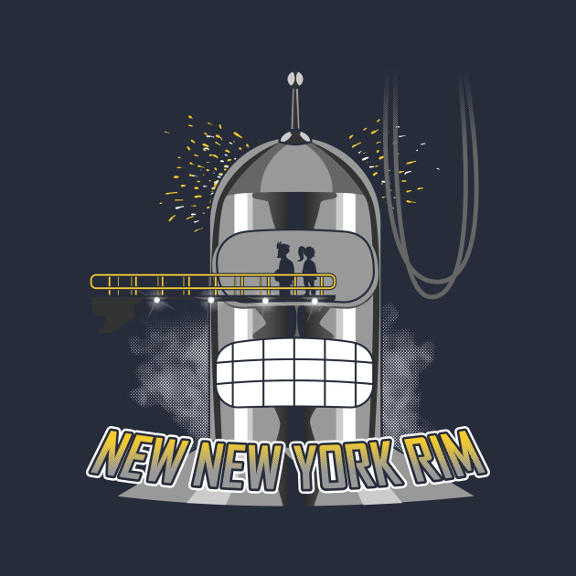 New New York Rim T-Shirt