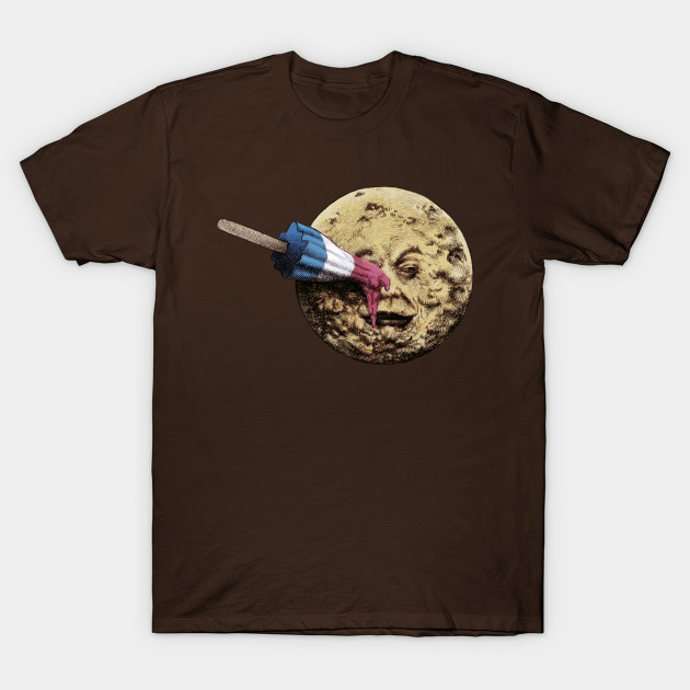 00fd879b6dc7 Summer Voyage - Classic Movies - T-Shirt