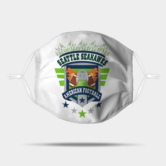 Seattle Seahawks Football Team Gift