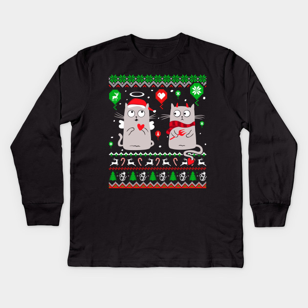 Halo Christmas Sweater.Halo Halo Christmas Cat Lover T Shirt