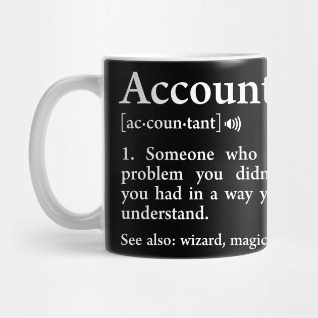 accountant definition meaning wizard funny accounting gift