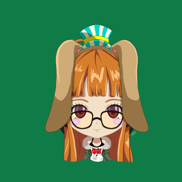Persona 5 -Futaba Sakura Destinyland chibi