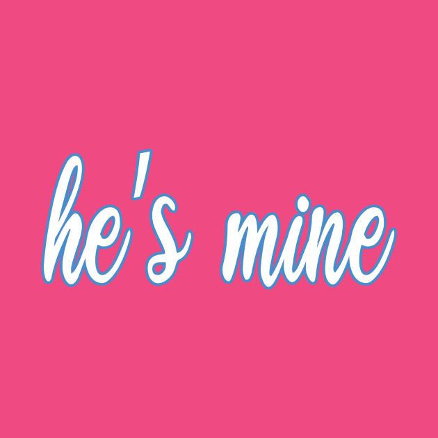 he's mine couple