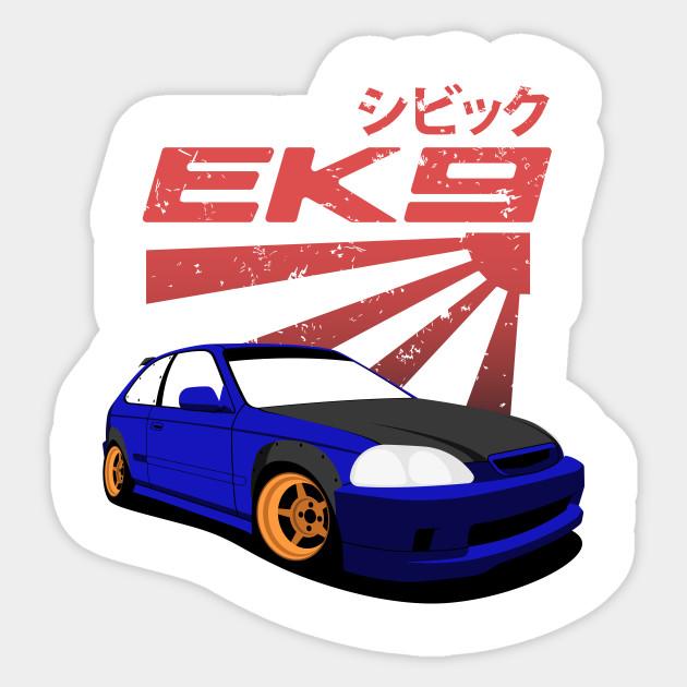 Honda Civic Tuning >> Honda Civic Ek9