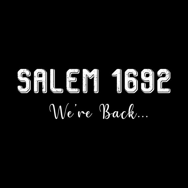 Salem 1692 Witch Witches Scary Creepy