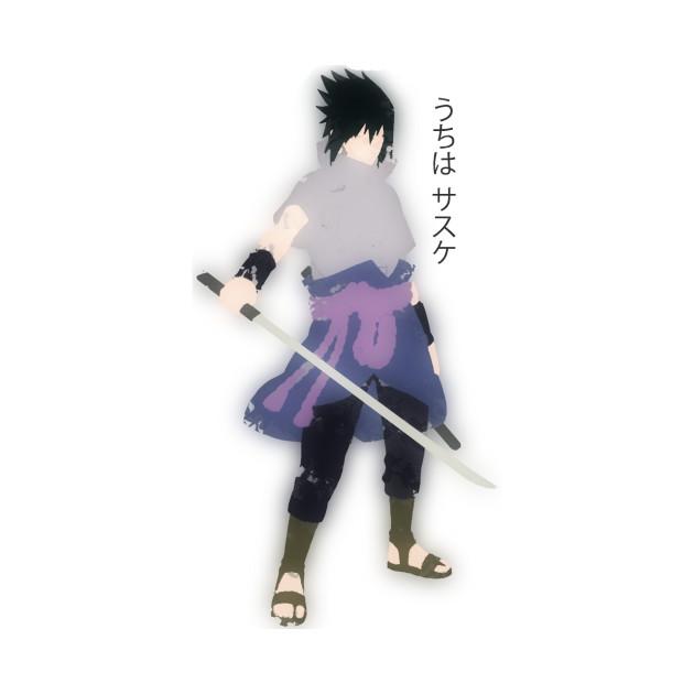 Minimal Sasuke Uchiha